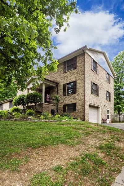 Morristown Single Family Home For Sale: 716 White Oak Circle