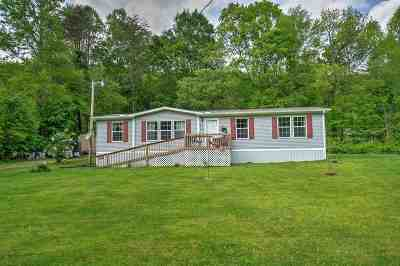 Mobile/Manufactured For Sale: 3000 Snake Hollow Road
