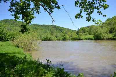 Hancock County Residential Lots & Land For Sale: Caney Valley Rd 100 Acres