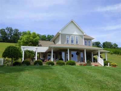 Talbott Single Family Home For Sale: 185 Scenic View Dr