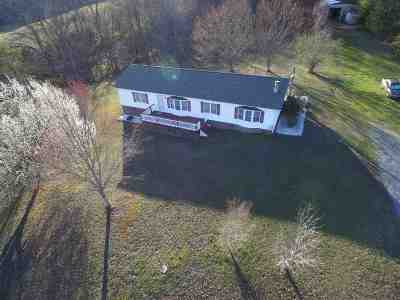 Single Family Home For Sale: 465 Hwy 92