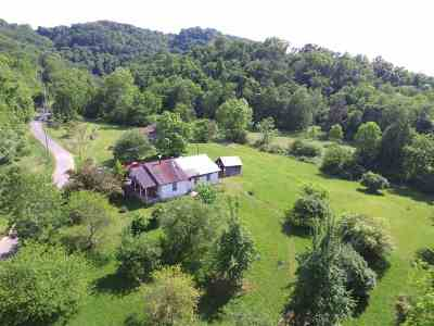 Morristown Single Family Home For Sale: 3221 Boatmans Mountain Rd