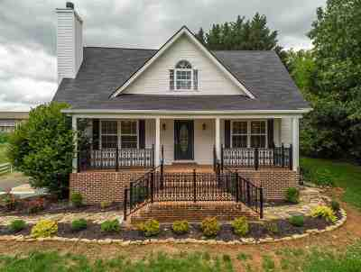 Single Family Home For Sale: 980 Highway 139