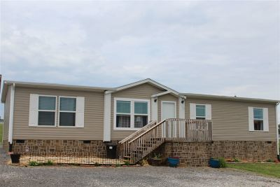 Grainger County Mobile/Manufactured For Sale: 7330 Lakeshore Rd