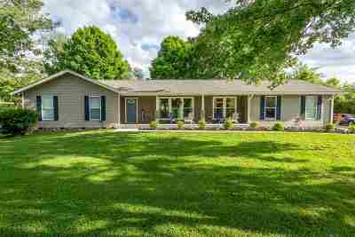 Single Family Home For Sale: 4150 Old Kentucky Road
