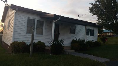 Cocke County Single Family Home For Sale: 121 Parrotts Circle