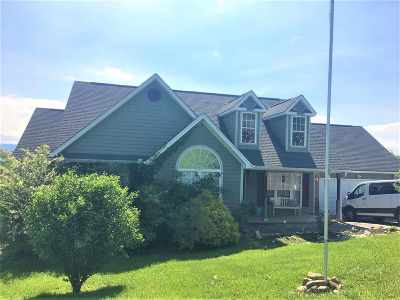 Sevierville Single Family Home For Sale: 2136 Aaron Ct.