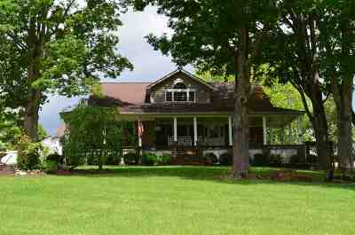 Rogersvillle, Rogersville, Rogesville Single Family Home For Sale: 1192 Webster Valley Rd