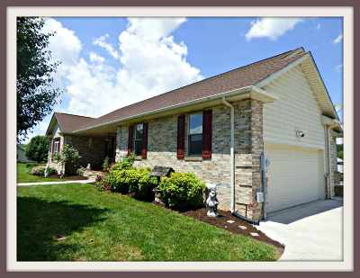 Dandridge Single Family Home For Sale: 1662 Sams Dr.