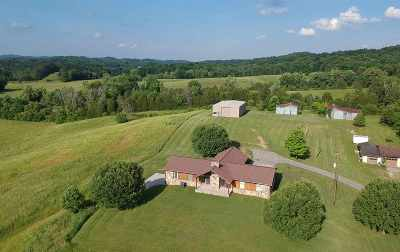 Single Family Home For Sale: 3982 Douglas Dam Road
