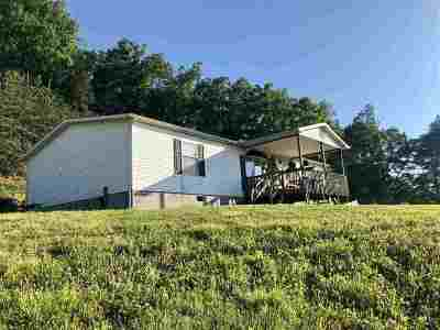 Hamblen County Mobile/Manufactured For Sale: 1907 Lakeway Road
