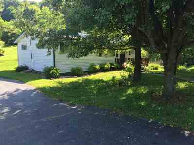 Hamblen County Single Family Home For Sale: 593 Lakeway Rd.