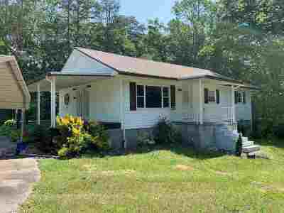 White Pine Single Family Home For Sale: 886 Wheeler Rd