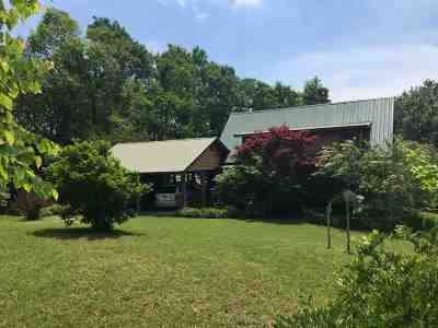 Rutledge Single Family Home For Sale: 295 Clint Williams Road