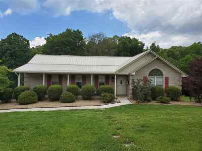 Hamblen County Single Family Home For Sale: 8112 W Pointe Dr