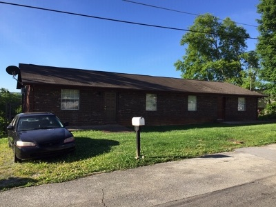 Hamblen County Multi Family Home For Sale: 319 W 6th North Street