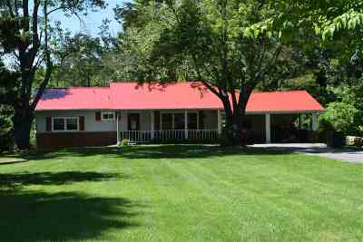 Hamblen County Single Family Home For Sale: 7375 Andrew Johnson Hwy.