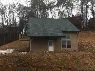 Pigeon Forge Single Family Home For Sale: 1669 Falls Way
