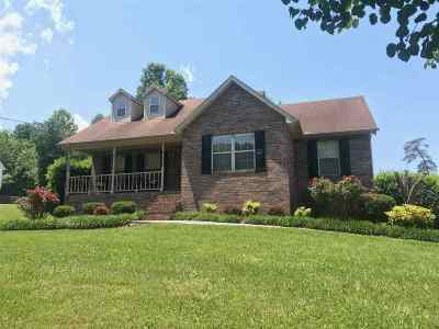 Russellville Single Family Home For Sale: 2548 Phillip Ln