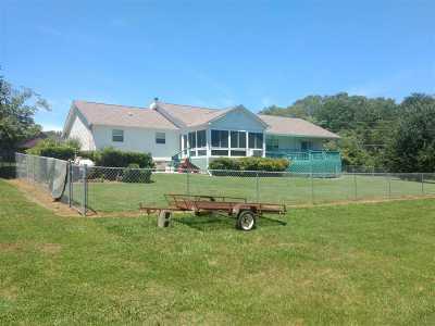 Kodak Single Family Home For Sale: 2605 Fisherman St