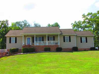 Whitesburg Single Family Home For Sale: 611 Simpson Road