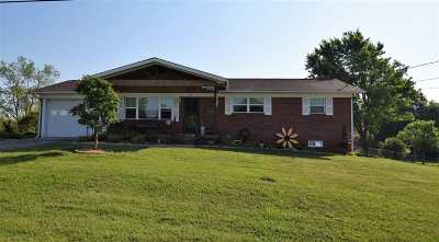 Talbott TN Single Family Home Sold: $159,900