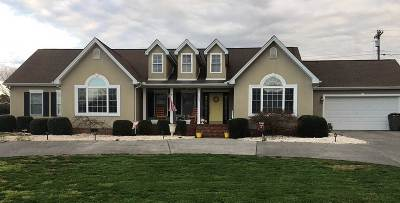 Morristown Single Family Home For Sale: 1307 Appalachian Trace