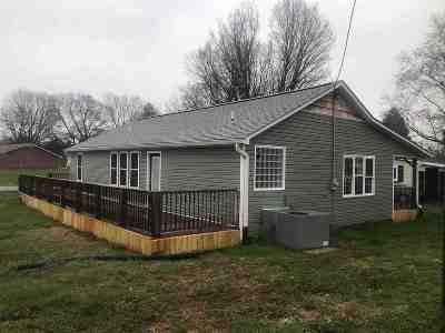 White Pine Single Family Home For Sale: 3134 School