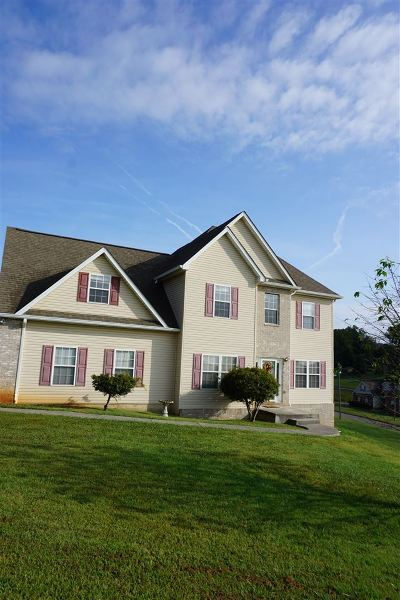 New Market Single Family Home For Sale: 2108 Strawberry Dr.