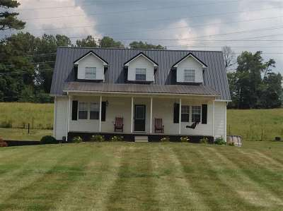 Rutledge TN Single Family Home For Sale: $159,900