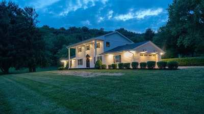 Single Family Home For Sale: 1529 Indian Cave Road