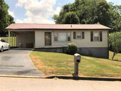 Morristown Single Family Home For Sale: 1524 Meadowview Lane