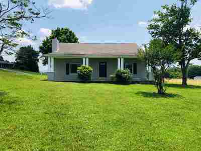 Cocke County Single Family Home For Sale: 1595 Walker Rd.