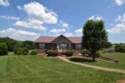 Russellville TN Single Family Home Sold: $179,900