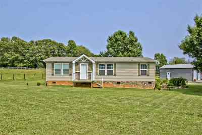 Rogersville Mobile/Manufactured For Sale: 261 Austin Mill Rd