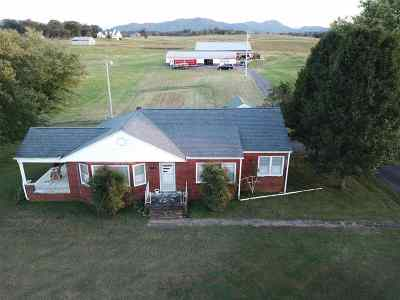 Cocke County Single Family Home For Sale: 1811 Old Parrottsville Hwy.