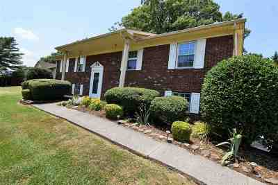 Morristown Single Family Home For Sale: 861 Ravenwood Drive
