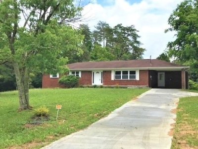 Bean Station TN Single Family Home For Sale: $139,900