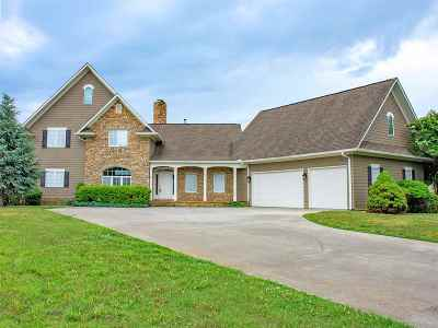 Single Family Home For Sale: 170 Scenic Shores Drive