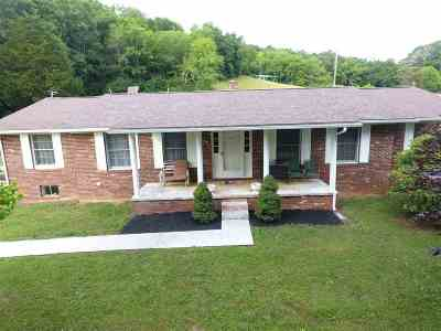 Newport Single Family Home For Sale: 668 Bybee Road