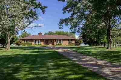 Single Family Home For Sale: 808 Rouse Rd