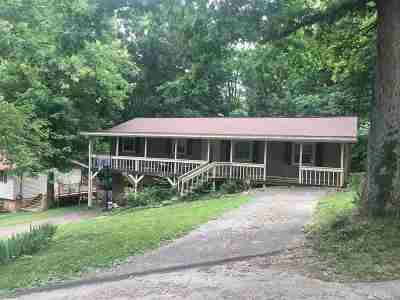 Morristown, Morrristown, Talbott, Talbot Single Family Home For Sale: 3115 Big Woods Dr.