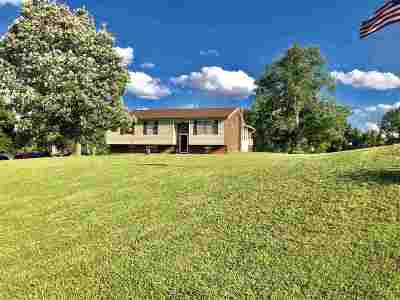 Russellville Single Family Home For Sale: 5542 Thompsie Drive
