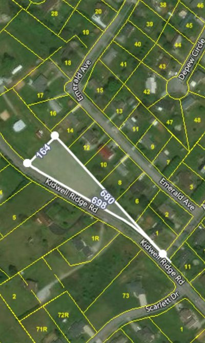 Hamblen County Residential Lots & Land For Sale: Lot 3 Kidwell Ridge Rd