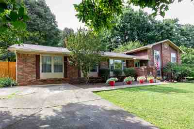 Morristown TN Single Family Home For Sale: $224,900