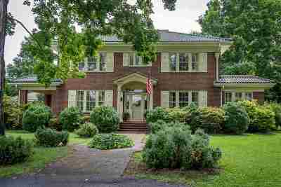 Morristown Single Family Home For Sale: 2730 Buffalo Trail