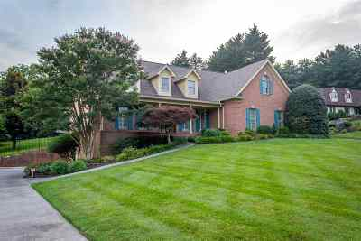 Morristown TN Single Family Home For Sale: $359,900