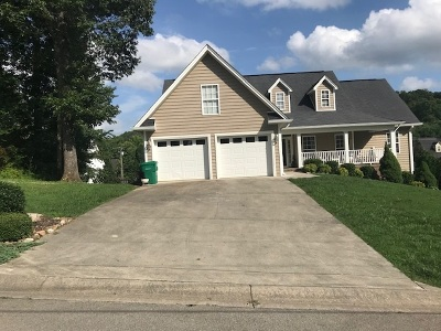 Hamblen County Single Family Home For Sale: 1255 Brookfield Dr