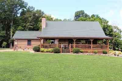 Hawkins County Single Family Home For Sale: 266 Rocky Hill Road