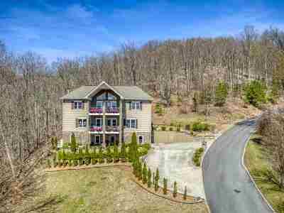Hamblen County, Hawkins County, Grainger County Single Family Home For Sale: 12067 Harbor View